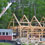 Juniper Hill School Building New Barn
