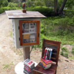 Little Free Library Opens on Westport Island