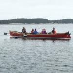 Nobleboro Students Experience Island Life