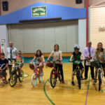 Nobleboro Students Read, Win Bikes