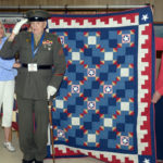 Local Group Presents Quilts of Gratitude to Veterans