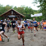 Race Through the Woods at Nature Center