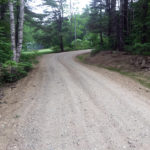 Midcoast Conservancy Helps Fund Road Reconstruction