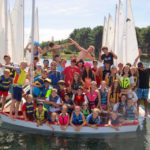 YMCA Sailing Camp at Round Pond