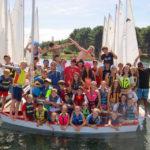 YMCA Sailing Camp at Round Pond