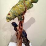 Sinclair's 'Magical Adaptations' in Final Weeks at PWA Gallery