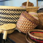 Making Wabanaki Baskets with Judy Dow
