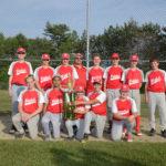 Whitefield – Chelsea win SVAC baseball championship