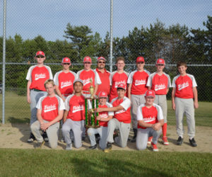 """<span class=""""entry-title-primary"""">Whitefield – Chelsea win SVAC baseball championship</span> <span class=""""entry-subtitle"""">Whitefield 3 - Palermo 2</span>"""