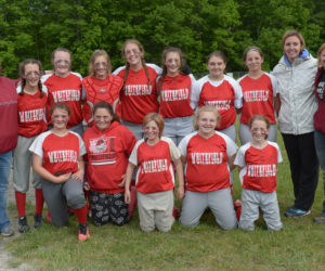 """<span class=""""entry-title-primary"""">Whitefield softball wins SVAC championship</span> <span class=""""entry-subtitle"""">Whitefield 5 - Vassalboro 1</span>"""