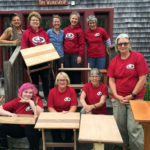 Women's Woodworking Class at Carpenter's Boat Shop