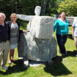 Boothbay Harbor Region Sculpture Trail Opens to the Public