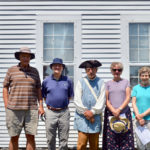 Friends of Colonial Pemaquid Bring Declaration of Independence Alive