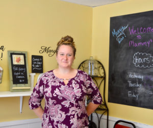 Baker Shares Italian Grandmother's Recipes at Mammy's