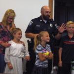 Damariscotta Talks Plastics Ban, Welcomes New Police Officer