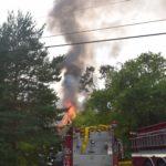 Fire Destroys Dresden Home