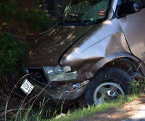 One Hurt in Collision on Route 1 in Edgecomb