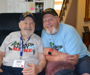 Local Father and Son Take Honor Flight to D.C.