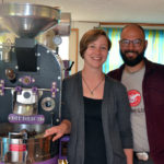 Year-Round Monhegan Couple Brews New Coffee-Roasting Business