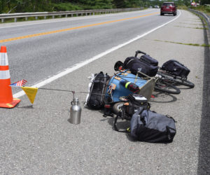 Massachusetts Bicyclist Hurt in Crash on Route 1 in Newcastle