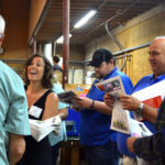 Lincoln County Publishing Co. Hosts Successful Summer Open House