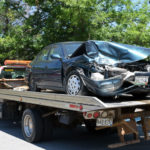Collision Slows Traffic on Route 1 in Wiscasset