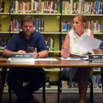 New Wiscasset Superintendent Attends First Meeting