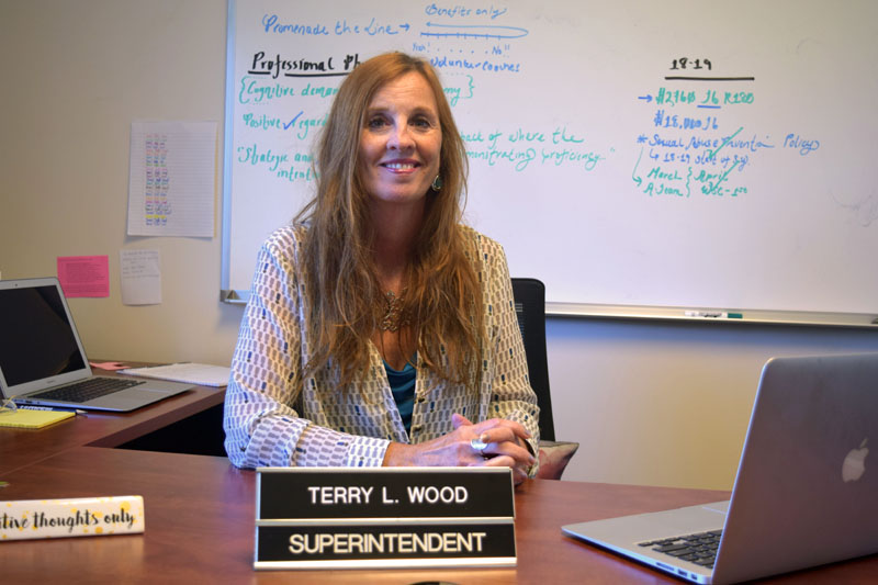 New Wiscasset Superintendent Plans Active Role in Community - The
