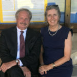 U.S. Ambassadorial Couple at July 12 Chat