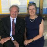 U.S. Ambassadorial Couple at July 12 Chat