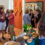 Ascrizzi Show Attracts Crowd to Maine Art Gallery
