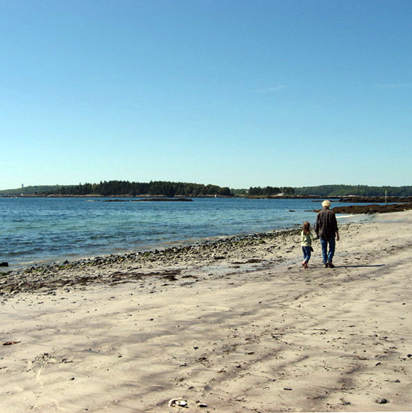 Beachcombers' Rest Nature Center at Pemaquid Beach Park will host a series of beach explorations every Friday from 1-3 p.m.