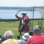 Dixie Bull Pirate Re-Enactment at Colonial Pemaquid