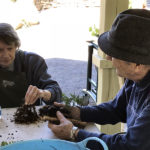 Greens Residents Get Horticultural Therapy