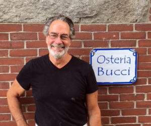 Osteria Bucci Donates Dinner for Eight to Boat Shop Auction