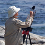 Pemaquid Artists to Paint En Plein Air