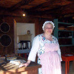 Fort lecture at Colonial Pemaquid