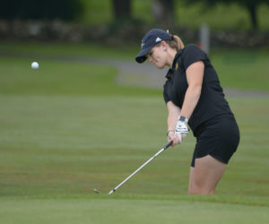 """<span class=""""entry-title-primary"""">Bailey Plourde wins 2018 Maine Women's Amateur Golf championship</span> <span class=""""entry-subtitle"""">Plourde rallies from one stroke down to win by two strokes</span>"""