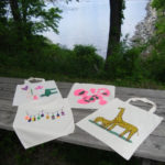 Free Art Walk Activity for Kids at Savory Maine
