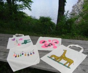 Free Art Walk Activity for Kids at Savory Maine
