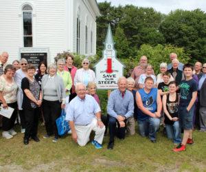 Edgecomb Community Church Steeple Fund