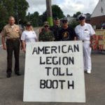 Wells-Hussey American Legion Toll Booth