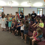 Time to Register for Vacation Bible Camp