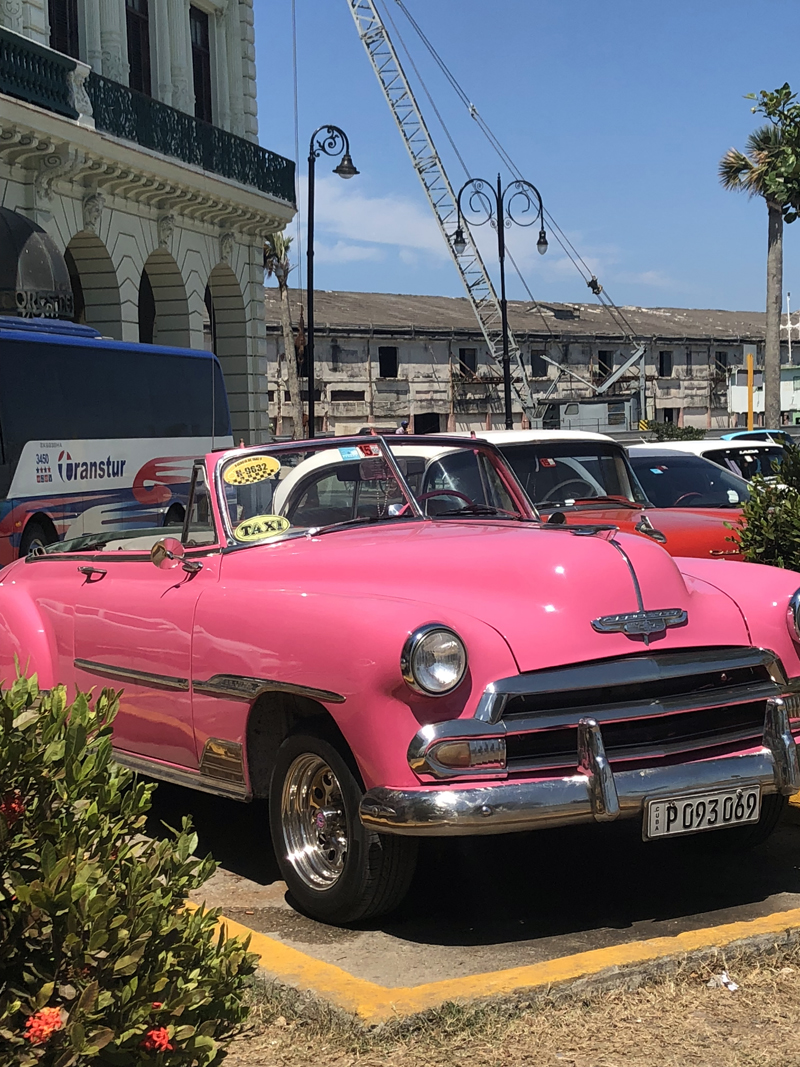 On Tuesday, July 24, the first Travel Tuesday of the season will feature Debbie Mikulak, of Round Pond, and Donna Strawser, of Bremen, presenting photos and commentary of their recent trip to Cuba.