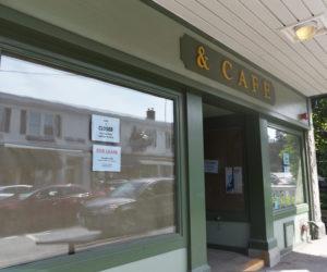 Maine Coast Book Shop's Cafe Temporarily Closes