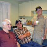 Veterans Hear from Survivor of Serial Killer's Attack