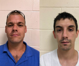 LCSO Charges Two with Break-Ins at Bristol Job Site, Boothbay Store