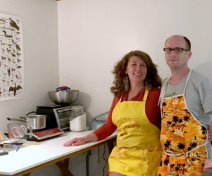 Husband and Wife Launch Chocolate Business on Monhegan
