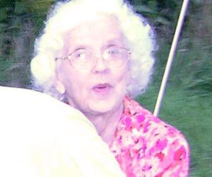 Irene V. Straghan