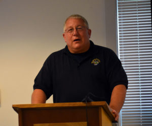 Waldoboro Police Chief to Become School Resource Officer